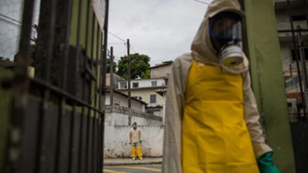 Brasil tiene 1.5 millones de casos de zika registrados, por lo que se cree que puede haber un repunte de GBS. (Foto: Getty Images)