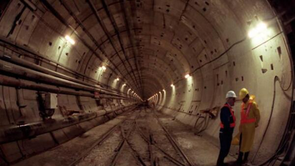 T�nel del Canal de la Mancha, Eurotunnel