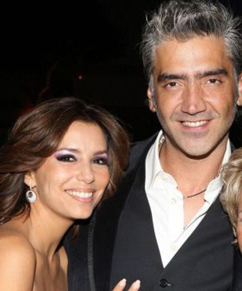 En octubre del año pasado, Eva aseguró ser gran fan de Alejandro Fernández.