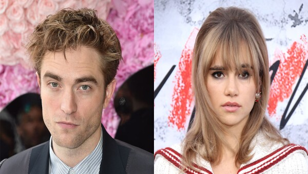 Robert Pattinson y Suki Waterhouse