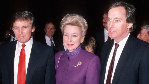 Opening of Donald Trump's Taj Mahal Casino - April 5, 1990