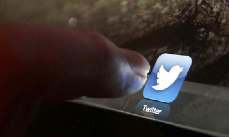 Twitter busca 1,000 millones de dólares en la Bolsa. (Foto: Reuters)
