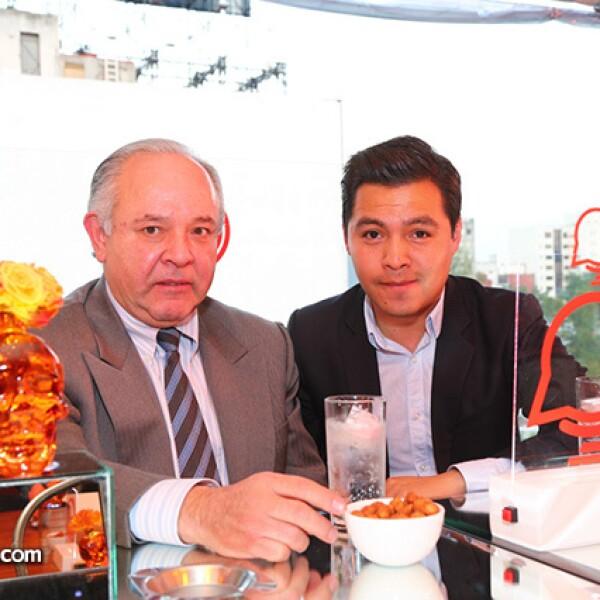 Juan Manuel Romero y Alejandro García