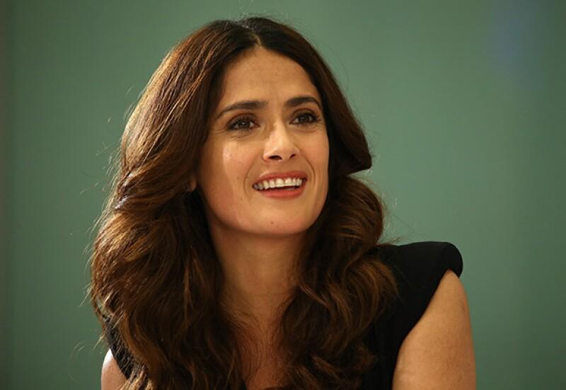 """Para la actriz, la característica fundamental de las mujeres latinas es que son capaces de hacer """"cosas extraordinarias"""" por sus familias."""