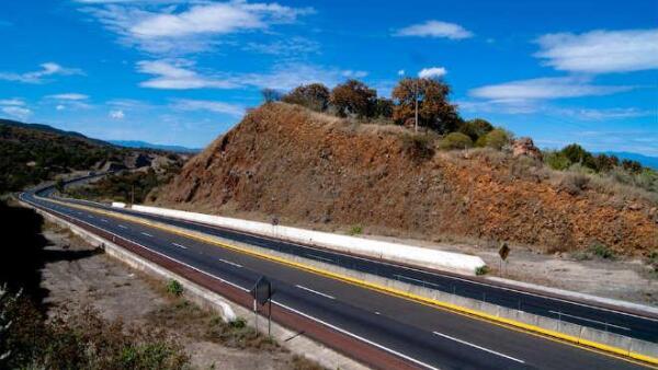 Autopista Guadalajara Tepic Tequila