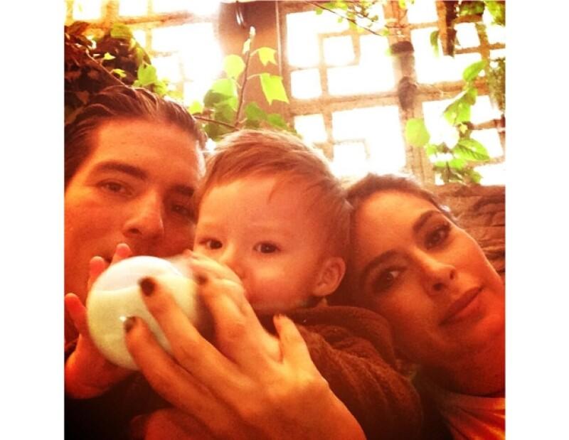Mientras Belinda se fue a Miami, Eiza y Sherlyn están trabajando. Por su parte, Galilea Montijo y Aracely Arámbula están disfrutando estos días en familia.