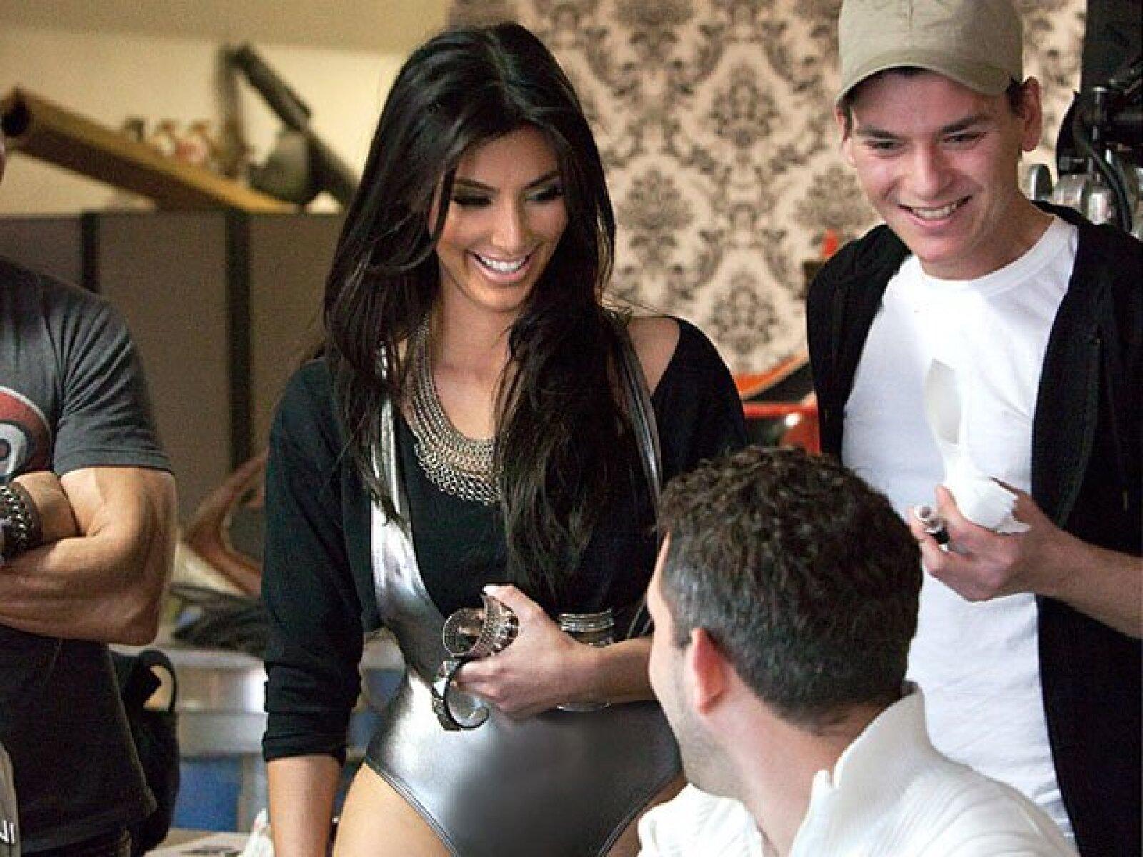 Kim y Paris Hilton eran amigas desde la guardería y pero ahora no se dirigen la palabra.