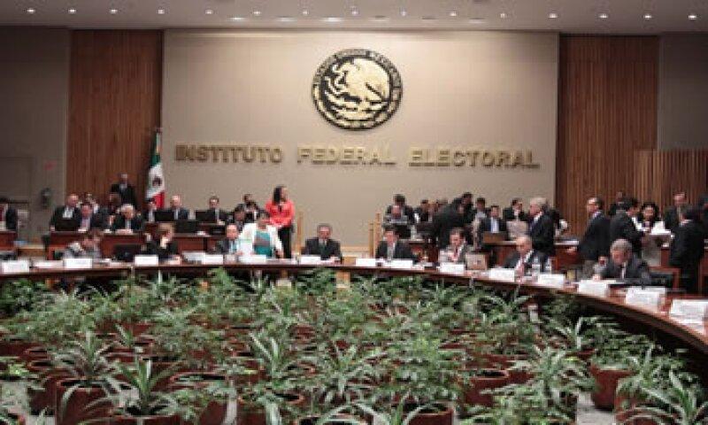 Leonardo Valdés es el actual consejero presidente del IFE. (Foto: Notimex)