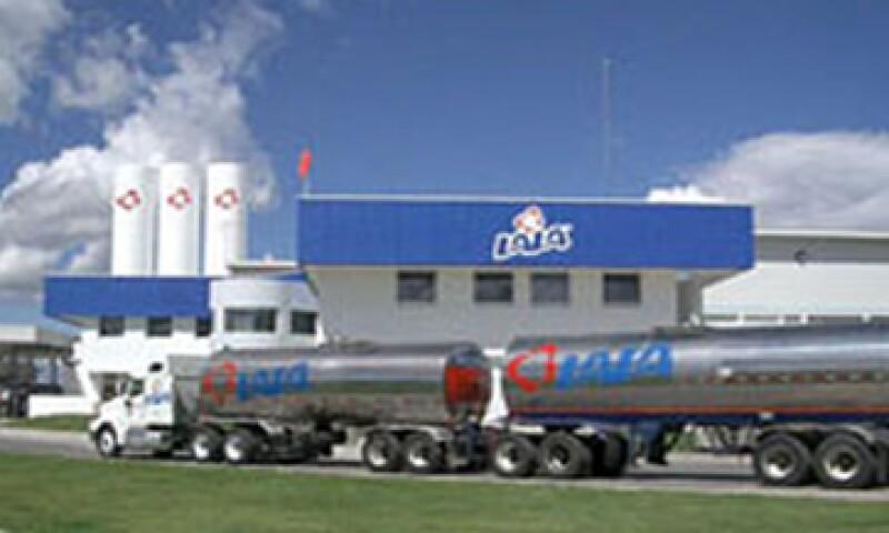 La cuota de mercado en leche del grupo pasó de 45.7% en 2008 a 45.8% en 2013. (Foto: Cortesía Lala)