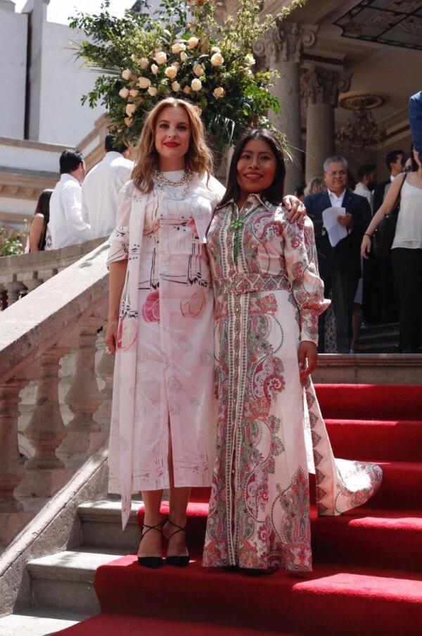 Rer carpet 31 Mujeres que Amamos 2019