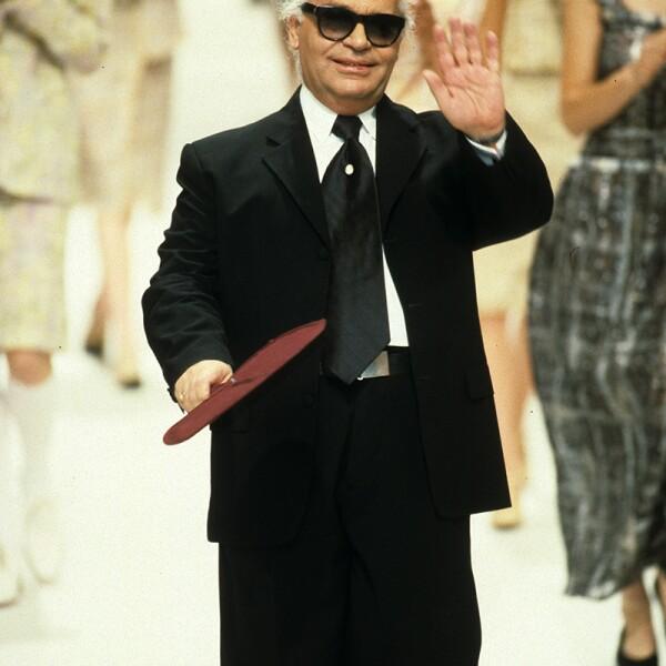 Chanel Spring 1998 RTW, Paris
