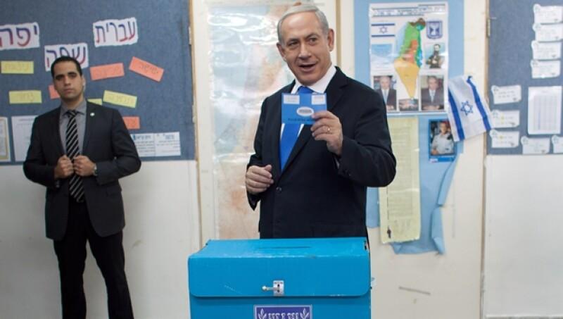 Benjamin Netanyahu elecciones Israel