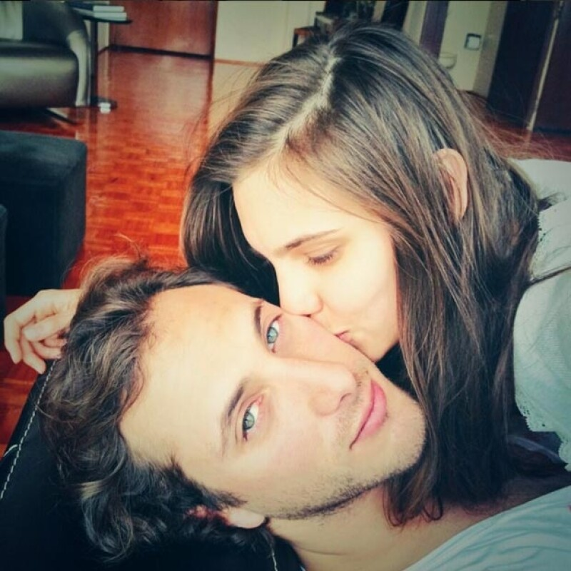 Macarena y Sebastian se llevan cinco años de difrencia, sin embargo, han demostrado ser una pareja llena de madurez.