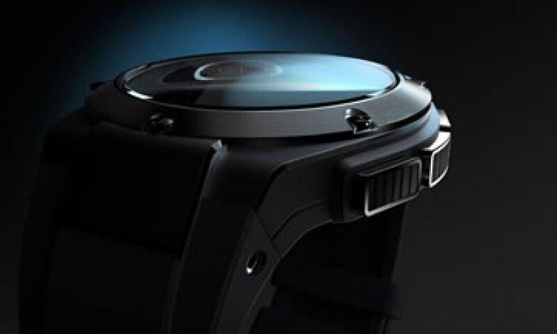 El smartwatch no tiene fecha de salida al mercado. (Foto: Cortesía Gilt/HP)