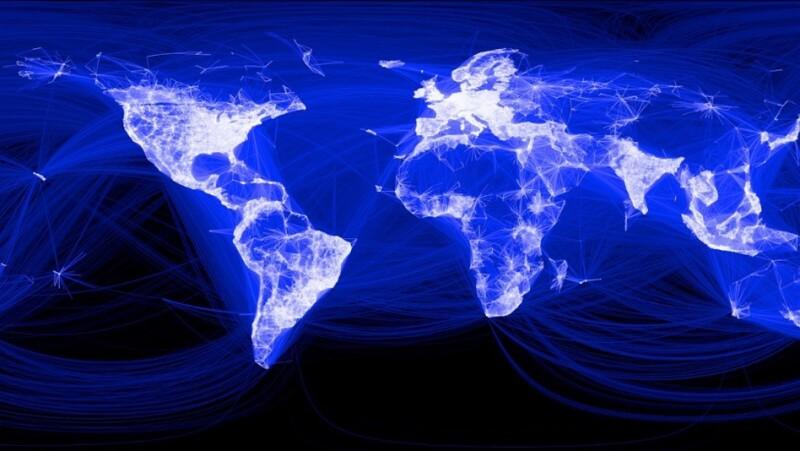 .Los mapas sociales muestran el movimiento de las personas. (Foto: iStock)