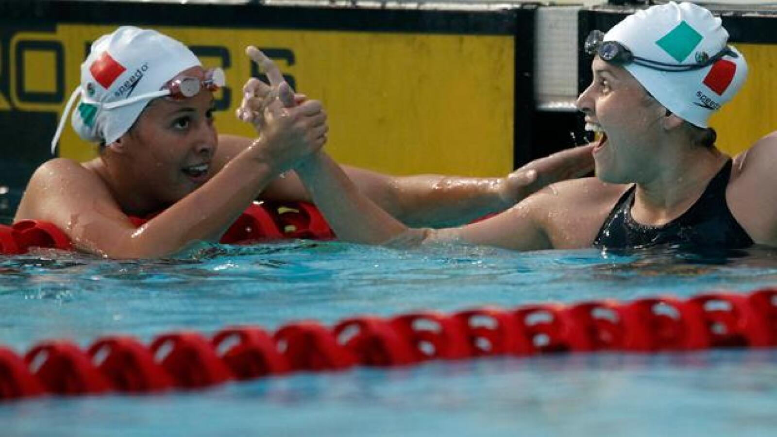 centroamericanos nado