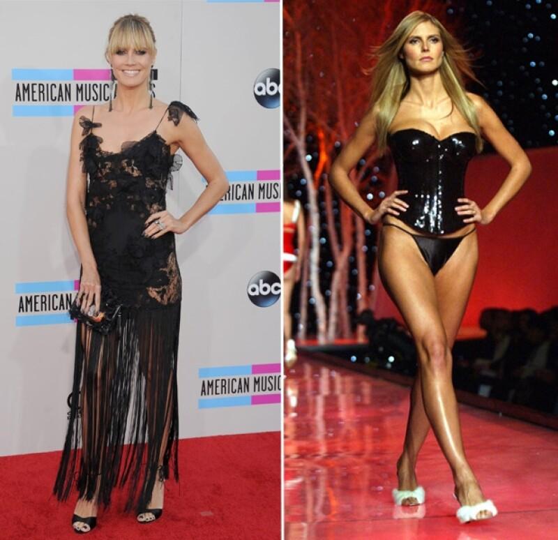 Aunque aún luce muy a tractiva, la modelo alemana declaró a Access Hollywood que llegó el momento de decir adiós a posar en poca ropa.