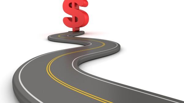 Camino - dinero - inversión - infraestructura