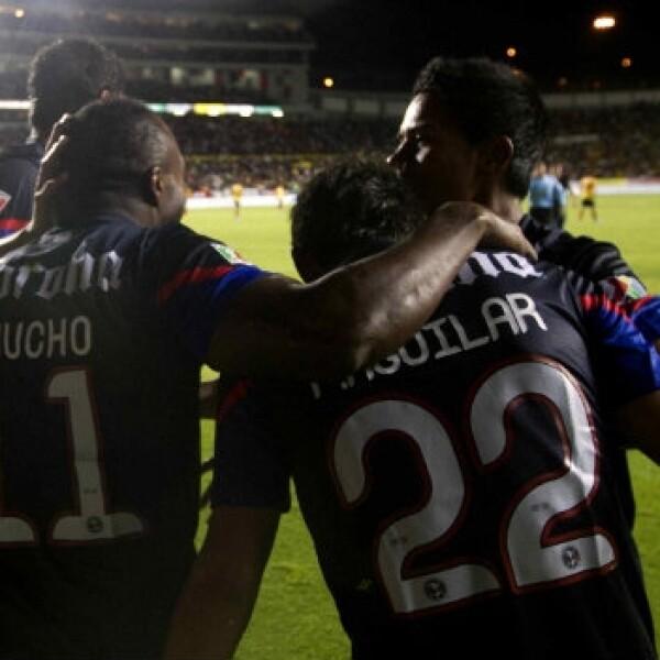 America vence a Morelia en cuartos de final
