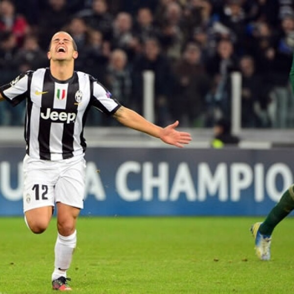 Chelsea pierde ante la Juventus