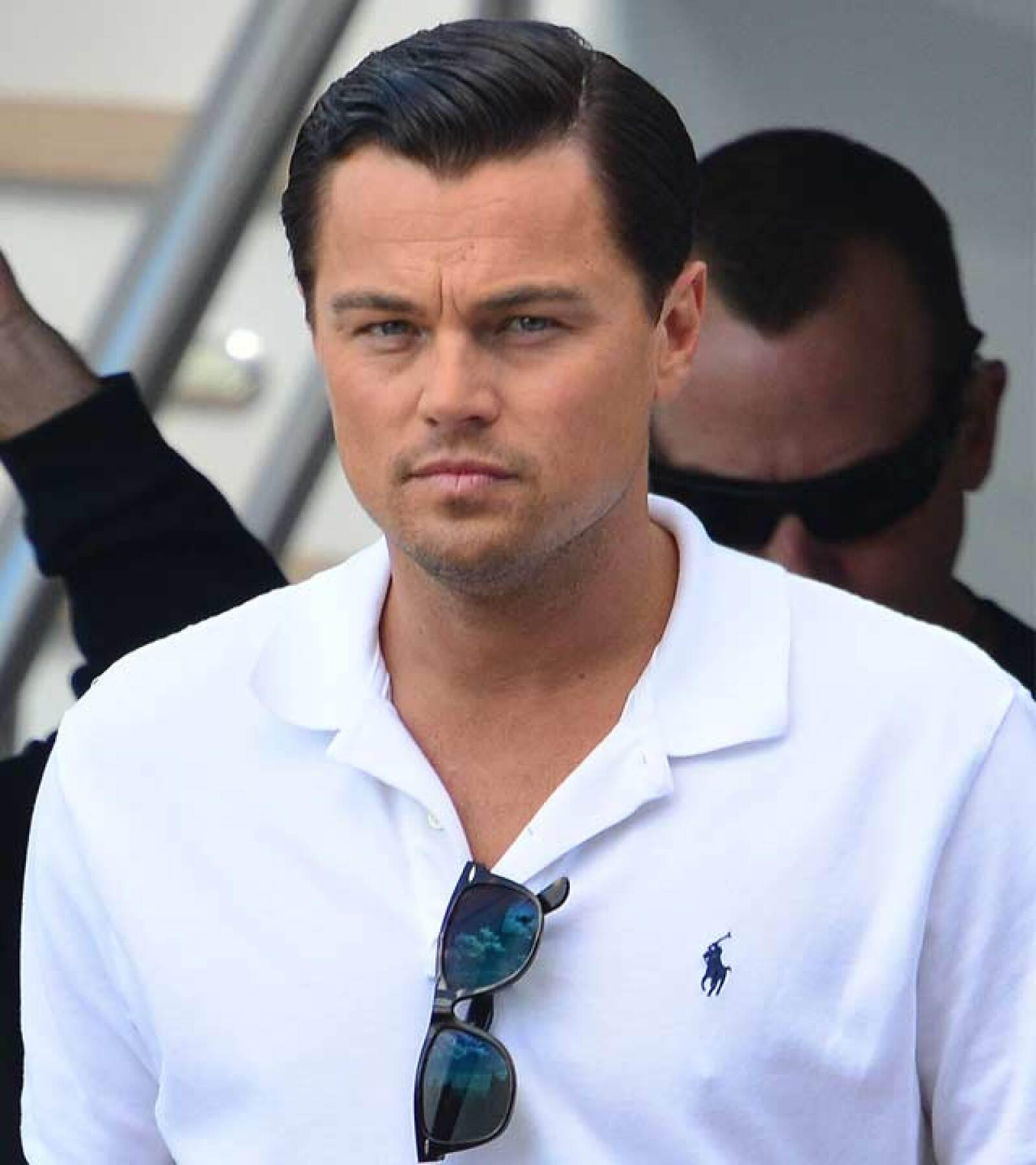 """Durante 2012 inició el rodaje de """"El Lobo de Wall Street"""" para lo que también cambió su tono de pelo y en 2013 sorpendió con su interpretación en """"El Gran Gatsby""""."""