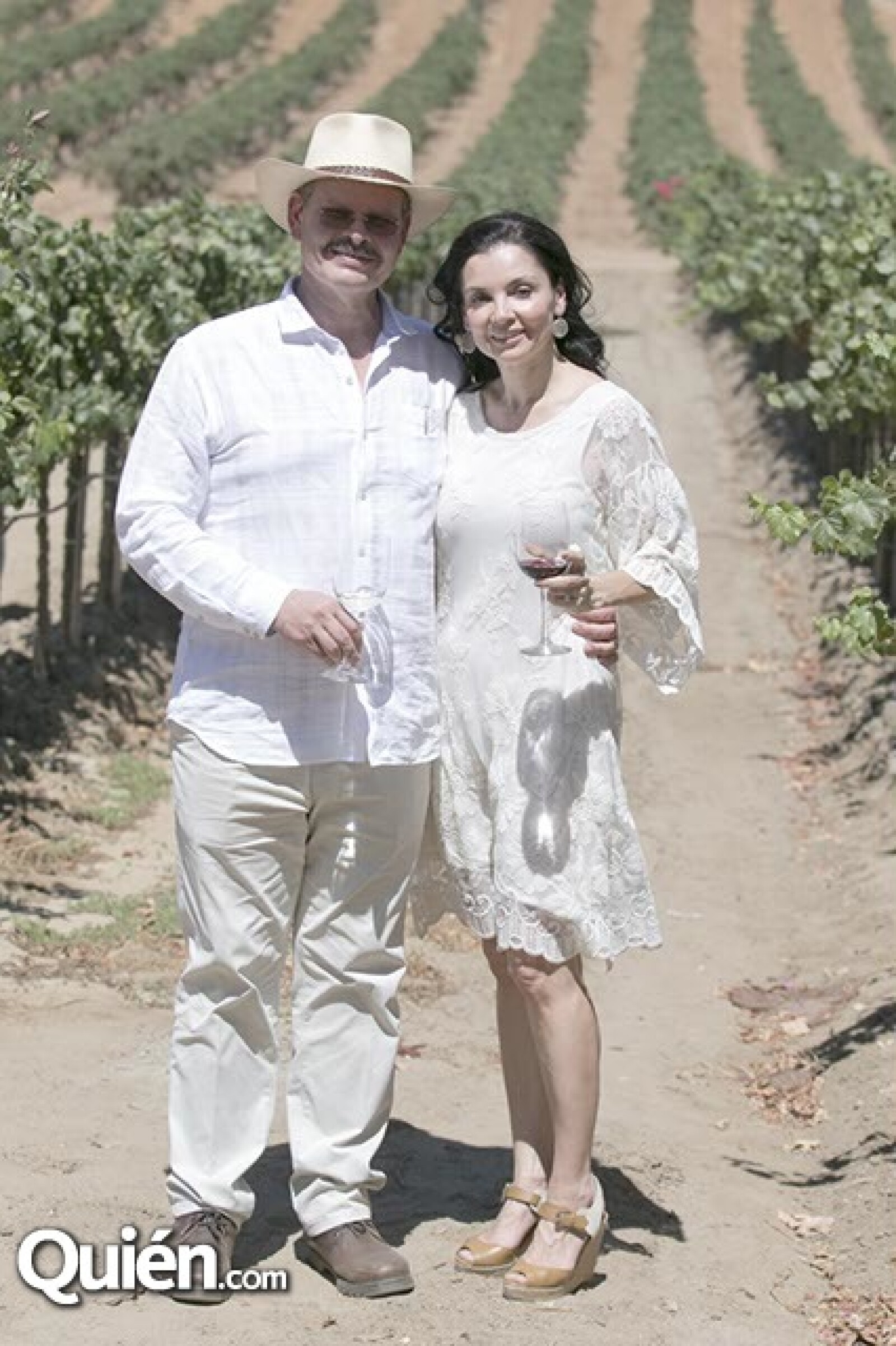 Luis y Monica Cetto