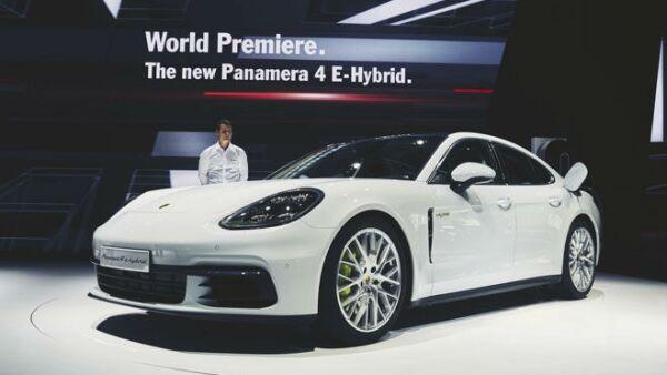 Porsche Panamera 4E