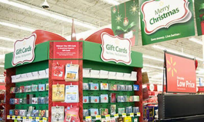 El programa de garantía de precios de Walmart tendrá vigencia del 1 de noviembre al 25 de diciembre. (Cortesía CNNMoney)