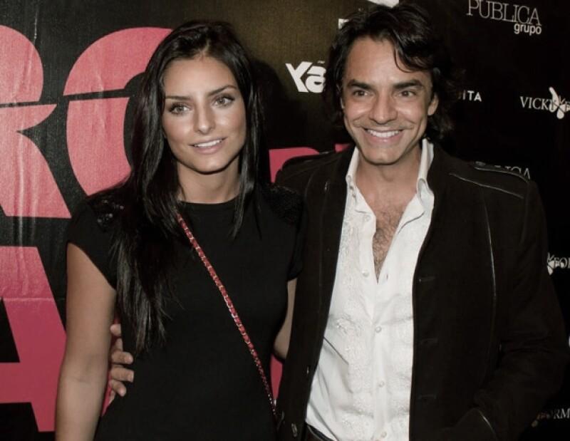Eugenio y Aislinn llevan en alto la profesión que les heredó Silvia Derbez.