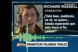 Estas fueron las últimas palabras del empleado que estrelló el avión en Seattle