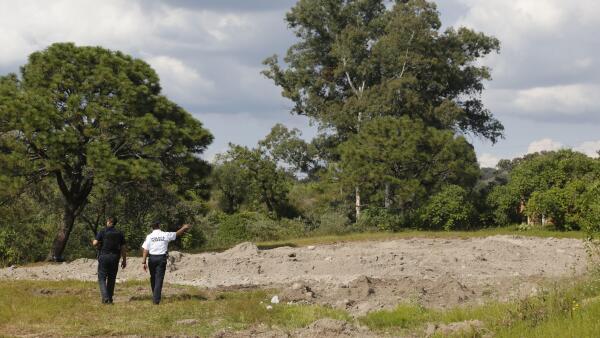 Fosa Bosque de la Primavera Zapopan Jalisco