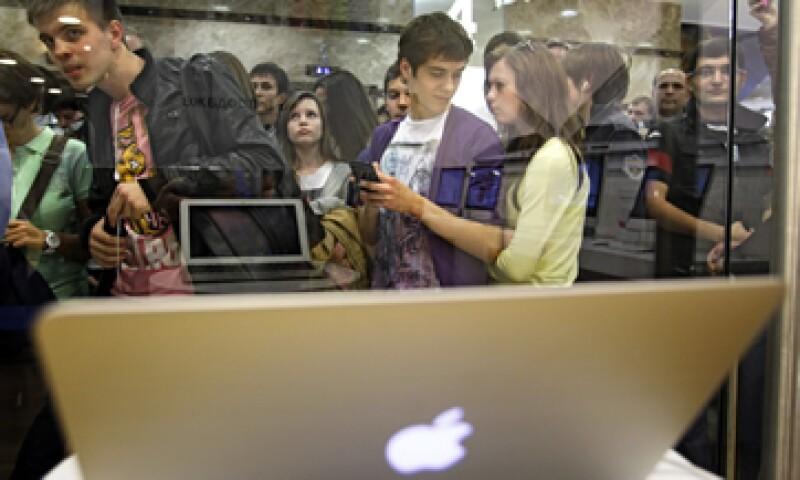 """""""Apple entrega una experiencia de usuario superior y unificada a lo largo de todo su hardware, software y servicios"""", dice la analista Carolina Milanesi. (Foto: AP)"""