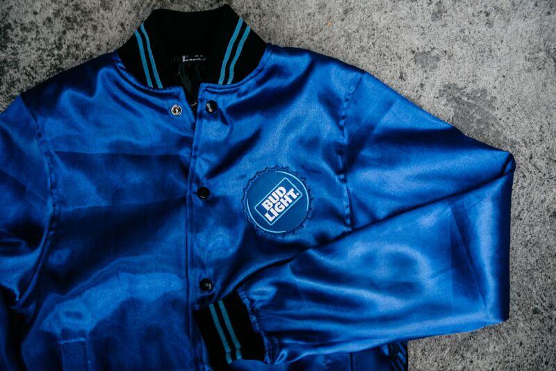 Bud Light Blue 2018