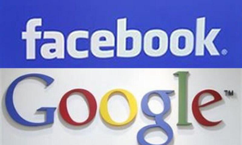 Google y Facebook se han visto inmiscuidas en problemas por el uso de los datos de sus usuarios en el pasado. (Foto: Especial)