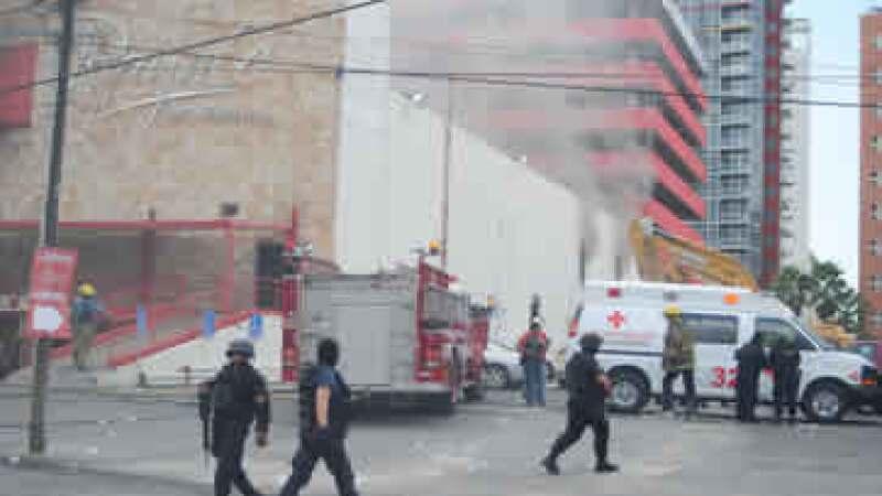 El Casino Royale fue atacado con granadas.