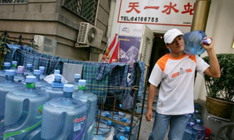 La crisis venidera de alimentos y agua en China preocupa a Estados Unidos. (Foto: AP)