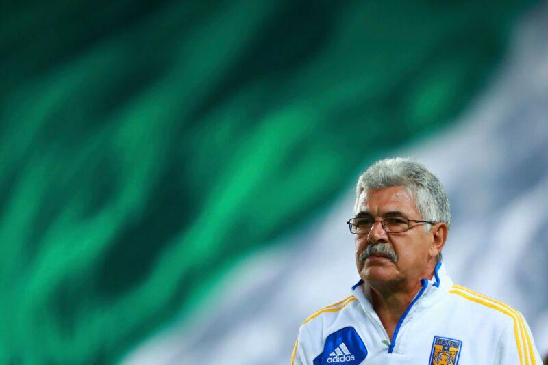 Ricardo Ferretti Selección de México