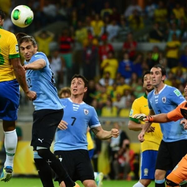 Brasil vs. Uruguay 13
