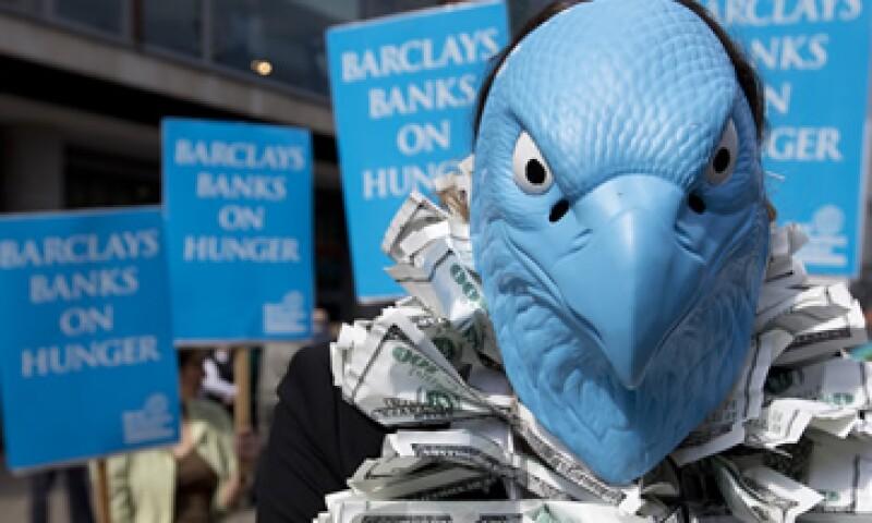 Barclays fue el primer banco multado por la manipulación de la tasa Libor. (Foto: AP)