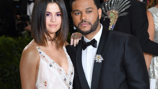 Selena Gómez y The Weeknd