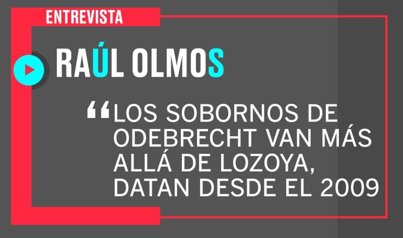 El periodista y escritor Raúl Olmos señala que la extradición de Emilio Lozoya señala que la FGR debe documentar perfectamente los dichos el exfuncionario federal para que la investigación no termine arrojando impunidad.