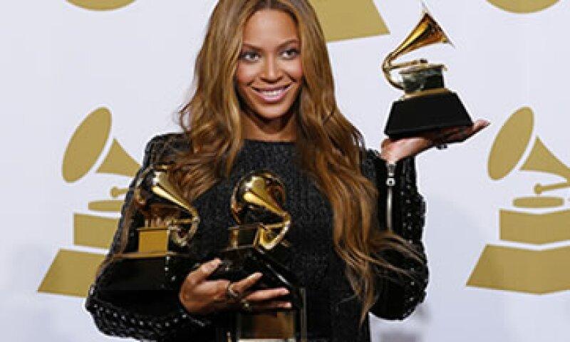 Beyoncé tiene una fortuna valuada en 536 mdd. (Foto: Reuters )