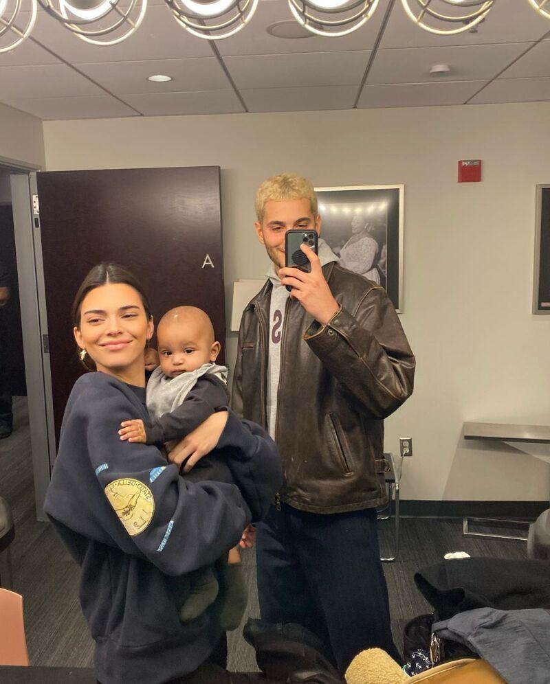 Fai Khadra y Kendall Jenner