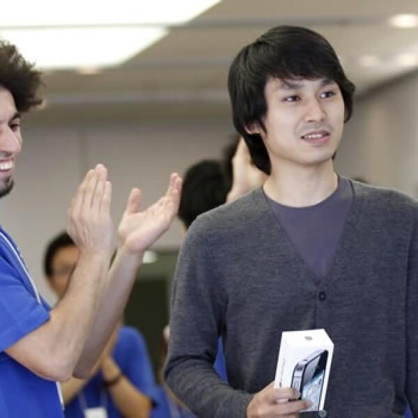 venta iphone4S 14 de octubre 2011