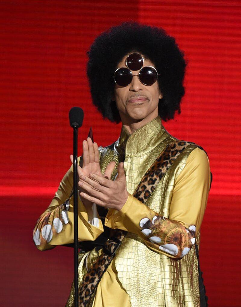 American Music Awards fue su última aparición en una entrega de premios.