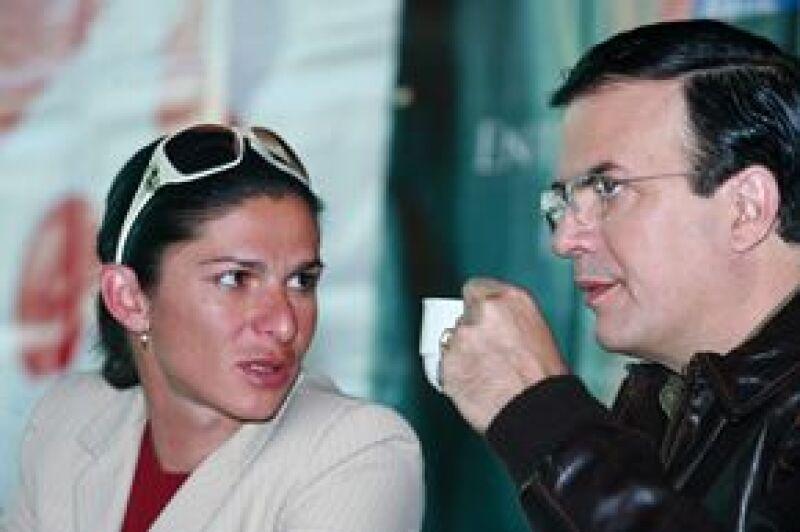 La ex velocista renunció como titular del Instituto del Deporte para postularse.