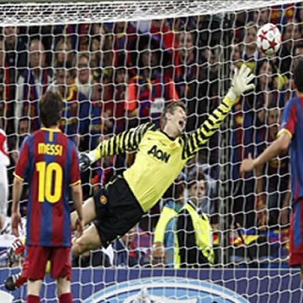 gol villa champs