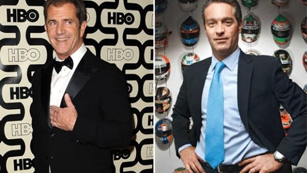 El actor de Hollywood y el empresario mexicano acudieron la noche del jueves al restaurante Casa Anís en Polanco.