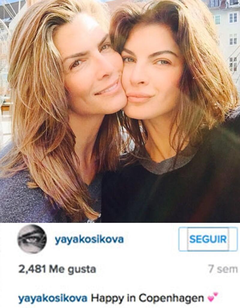 Desde que este par de guapas empezó a compartir fotos juntas en redes sociales causaron furor. Los seguidores de ambas han subido como la espuma, y el impacto logró ir más allá de lo digital.
