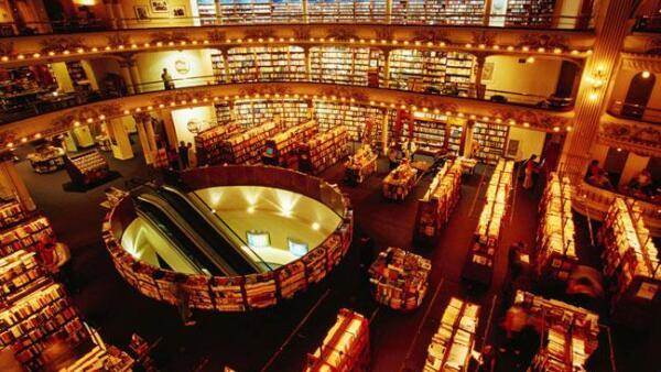 Librer�a el Ateneo,